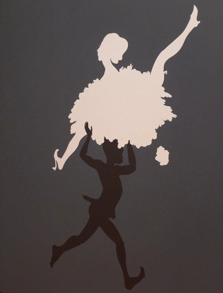 Kara Walker The Rich Soil Down There, detail 2002 Image courtesy of Lori L. Stalteri, Flickr